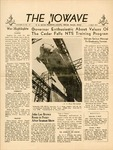 The IOWAVE [newspaper], May 5, 1944 by United States. Naval Reserve. Women's Reserve.
