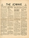 The IOWAVE [newspaper], May 26, 1944 by United States. Naval Reserve. Women's Reserve.