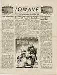 The IOWAVE [newspaper], June 30, 1944 by United States. Naval Reserve. Women's Reserve.