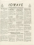 The IOWAVE [newspaper], July 7, 1944 by United States. Naval Reserve. Women's Reserve.