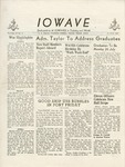 The IOWAVE [newspaper], July 21, 1944 by United States. Naval Reserve. Women's Reserve.