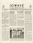 The IOWAVE [newspaper], July 28, 1944 by United States. Naval Reserve. Women's Reserve.