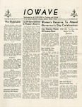 The IOWAVE [newspaper], August 11, 1944 by United States. Naval Reserve. Women's Reserve.