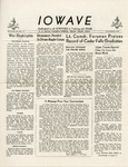 The IOWAVE [newspaper], August 25, 1944