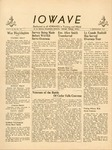 The IOWAVE [newspaper], September 6, 1944 by United States. Naval Reserve. Women's Reserve.