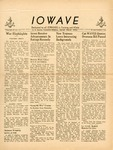 The IOWAVE [newspaper], September 29, 1944 by United States. Naval Reserve. Women's Reserve.