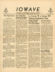 The IOWAVE [newspaper], October 14, 1944 by United States. Naval Reserve. Women's Reserve.