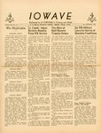 The IOWAVE [newspaper], October 20, 1944 by United States. Naval Reserve. Women's Reserve.