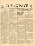 The IOWAVE [newspaper], October 27, 1944 by United States. Naval Reserve. Women's Reserve.