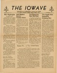 The IOWAVE [newspaper], November 3, 1944 by United States. Naval Reserve. Women's Reserve.