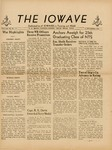 The IOWAVE [newspaper], November 11, 1944 by United States. Naval Reserve. Women's Reserve.