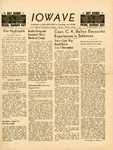 The IOWAVE [newspaper], November 17, 1944 by United States. Naval Reserve. Women's Reserve.