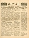 The IOWAVE [newspaper], November 24, 1944 by United States. Naval Reserve. Women's Reserve.