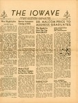 The IOWAVE [newspaper], December 9, 1944 by United States. Naval Reserve. Women's Reserve.