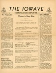 The IOWAVE [newspaper], December 16, 1944 by United States. Naval Reserve. Women's Reserve.
