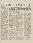 The IOWAVE [newspaper], January 13, 1945 by United States. Naval Reserve. Women's Reserve.