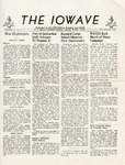 The IOWAVE [newspaper], January 20, 1945 by United States. Naval Reserve. Women's Reserve.