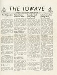 The IOWAVE [newspaper], January 27, 1945 by United States. Naval Reserve. Women's Reserve.