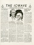 The IOWAVE [newspaper], February 17, 1945 by United States. Naval Reserve. Women's Reserve.