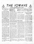 The IOWAVE [newspaper], March 10, 1945 by United States. Naval Reserve. Women's Reserve.