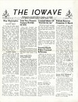 The IOWAVE [newspaper], March 17, 1945 by United States. Naval Reserve. Women's Reserve.