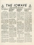 The IOWAVE [newspaper], March 24, 1945 by United States. Naval Reserve. Women's Reserve.
