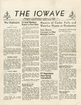 The IOWAVE [newspaper], March 31, 1945 by United States. Naval Reserve. Women's Reserve.
