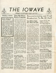 The IOWAVE [newspaper], April 14, 1945 by United States. Naval Reserve. Women's Reserve.