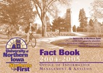 University of Northern Iowa Fact Book, 2004-2005 by University of Northern Iowa