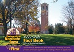 University of Northern Iowa Fact Book, 2006-2007 by University of Northern Iowa
