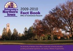 University of Northern Iowa Fact Book, 2009-2010 by University of Northern Iowa