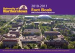 University of Northern Iowa Fact Book, 2010-2011 by University of Northern Iowa