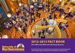 University of Northern Iowa Fact Book, 2012-2013 by University of Northern Iowa