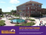 University of Northern Iowa Fact Book, 2013-2014 by University of Northern Iowa