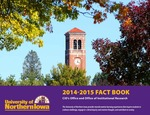 University of Northern Iowa Fact Book, 2014-2015 by University of Northern Iowa