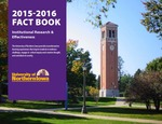 University of Northern Iowa Fact Book, 2015-2016 by University of Northern Iowa