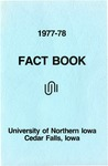 University of Northern Iowa Fact Book, 1977-1978 by University of Northern Iowa