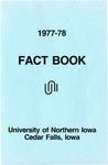 University of Northern Iowa Fact Book, 1977-1978