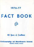 University of Northern Iowa Fact Book, 1976-1977 by University of Northern Iowa