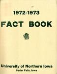 University of Northern Iowa Fact Book, 1972-1973