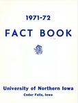 University of Northern Iowa Fact Book, 1971-1972