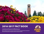 University of Northern Iowa Fact Book, 2016-2017 by University of Northern Iowa. Institutional Research and Effectiveness.