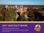 University of Northern Iowa Fact Book, 2017-2018 by University of Northern Iowa. Institutional Research and Effectiveness.
