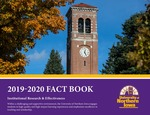 University of Northern Iowa Fact Book, 2019-2020 by University of Northern Iowa. Institutional Research and Effectiveness.