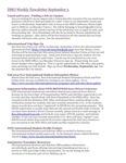 ISSO Weekly Newsletter, September 5, 2014