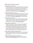 ISSO Weekly Newsletter, June 26, 2014