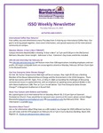 ISSO Weekly Newsletter, February 14, 2019 by University of Northern Iowa. International Students and Scholars Office.