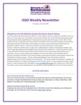 ISSO Weekly Newsletter, June 20, 2019 by University of Northern Iowa. International Students and Scholars Office.