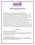 ISSO Weekly Newsletter, July 3, 2019 by University of Northern Iowa. International Students and Scholars Office.