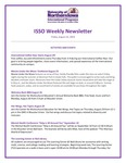 ISSO Weekly Newsletter, August 22, 2019 by University of Northern Iowa. International Students and Scholars Office.